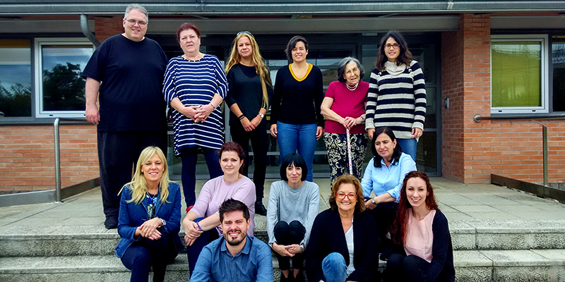 IPA+ partners hold a learning activity to discover the services of Autismo Burgos