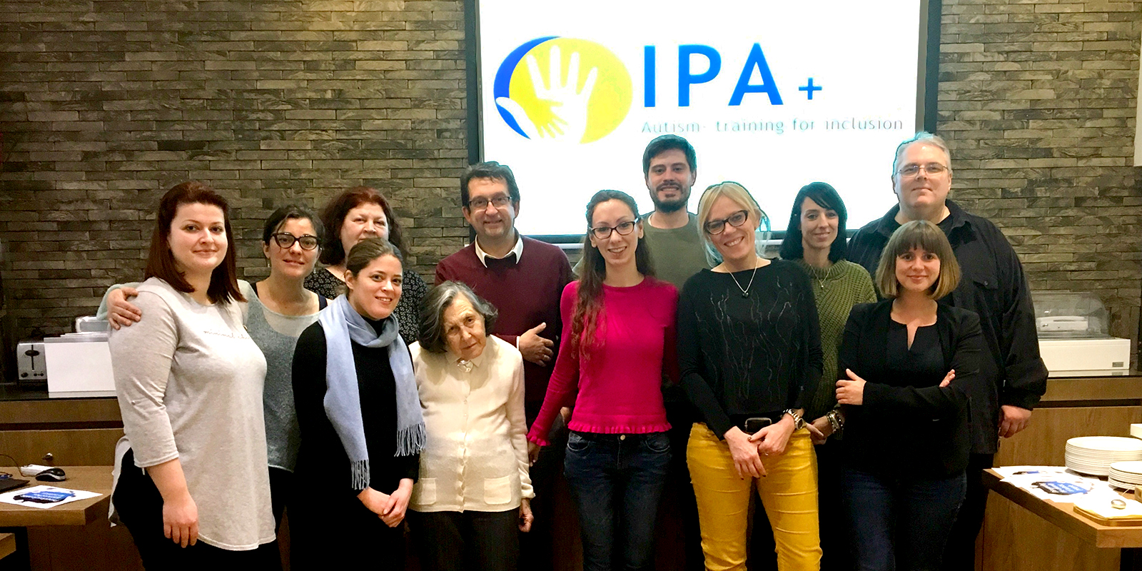 The Serbian Society for Autism hosts the 3rd transnational meeting of the IPA+ project