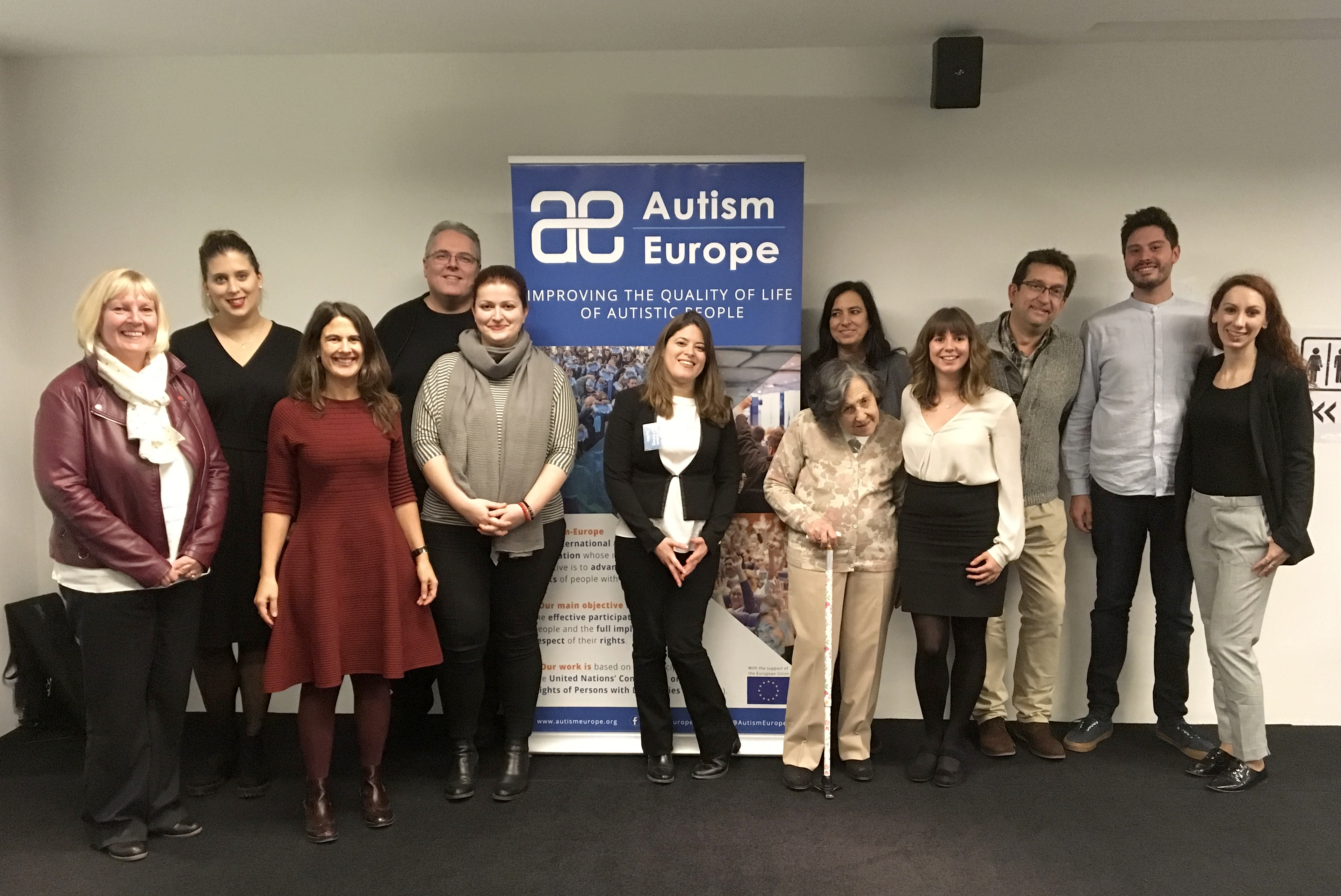Autism-Europe hosts the last IPA+ project meeting in Brussels